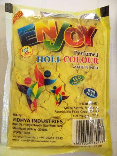 Enjoy Yellowweb